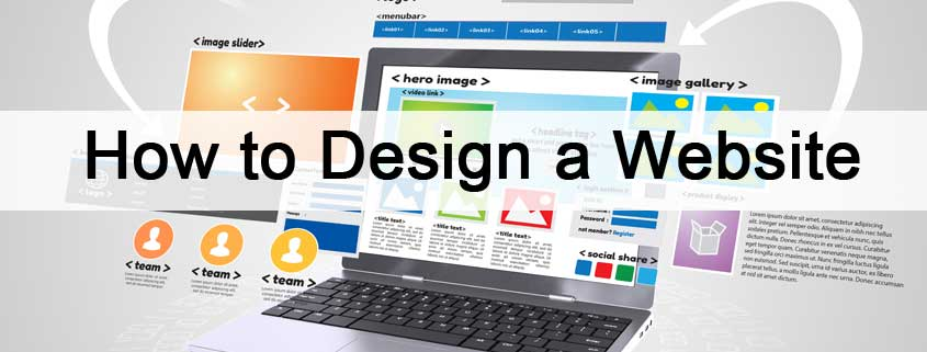 How to Design a Website
