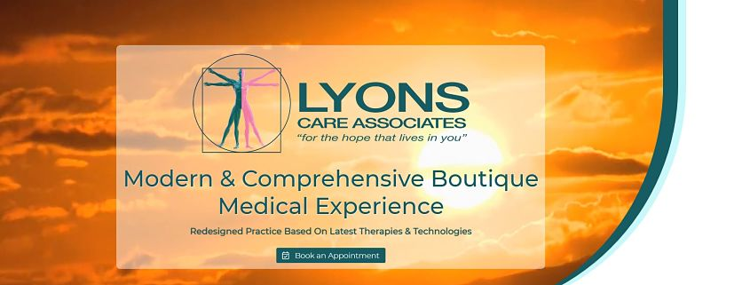Featured Web Design: Lyons Care Associates