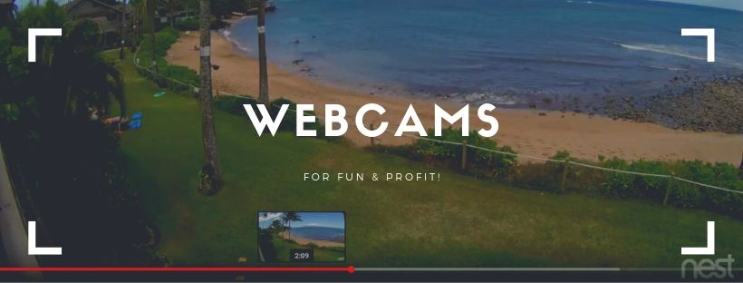 Webcams for Fun and Profit
