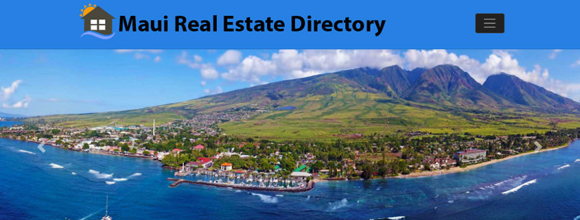 Introducing the New and Improved Maui Real Estate Directory!