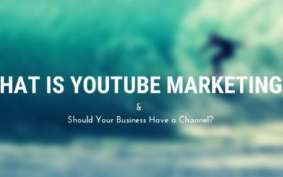What is YouTube Marketing & Should Your Business Have a Channel?